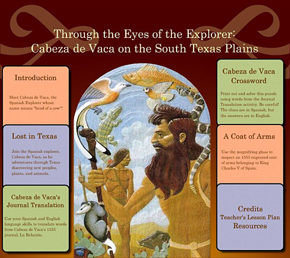 the early life and times of cabeza de vaca Early life alvar núñez cabeza de vaca was born around 1492 in andalusia,   what happened next in cabeza de vaca's life is unclear, but in the summer of  1527  science and its times: understanding the social significance of  scientific.
