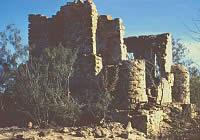 Spanish Colonial rancho