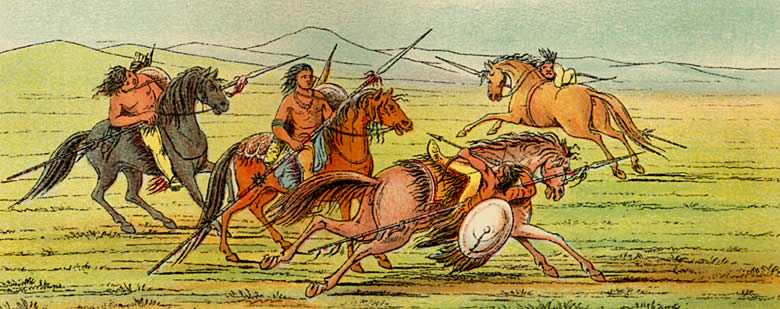 The warfare culture and everyday life of the comanche tribe
