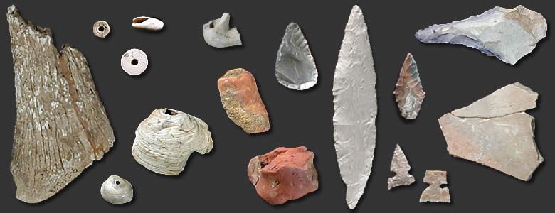 Caddo Indian Weapons http://www.texasbeyondhistory.net/harrell/artifacts.html