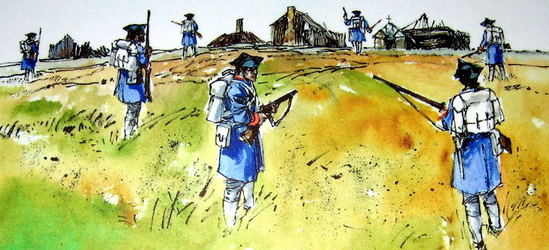 french settlement men Sent by paris, france's king louis xiv, fort pontchartrain du détroit was established as the first permanent french settlement and new center of fur trade and military power by french.