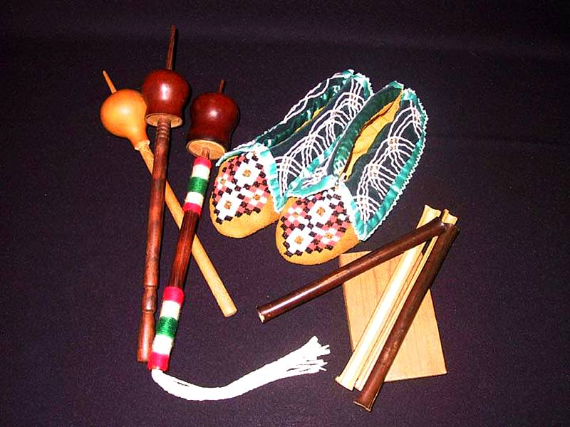 Eastern Woodland Indian Arts And Crafts