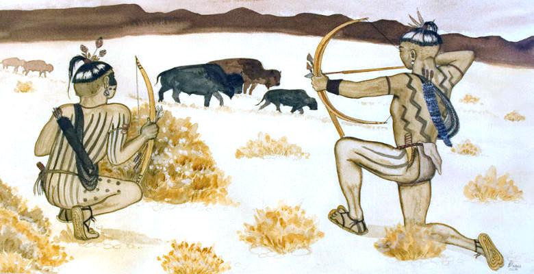 ... ruinas de Paquime Chihuahua Mexico Indios Pueblos, cultura Mogollon