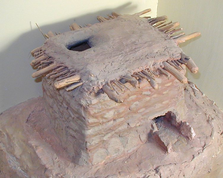 Villagers for How to build a model pueblo house