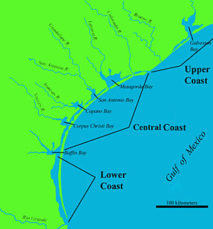 The Prehistory of the Texas Coastal Zone 10000 Years of Changing