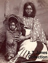 Comanche woman