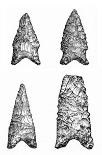 dating texas arrowheads 8 archaeological discoveries in idaho that will make you question everything while idaho's ruins and ancient artifacts are no match for the behemoth figures of the.